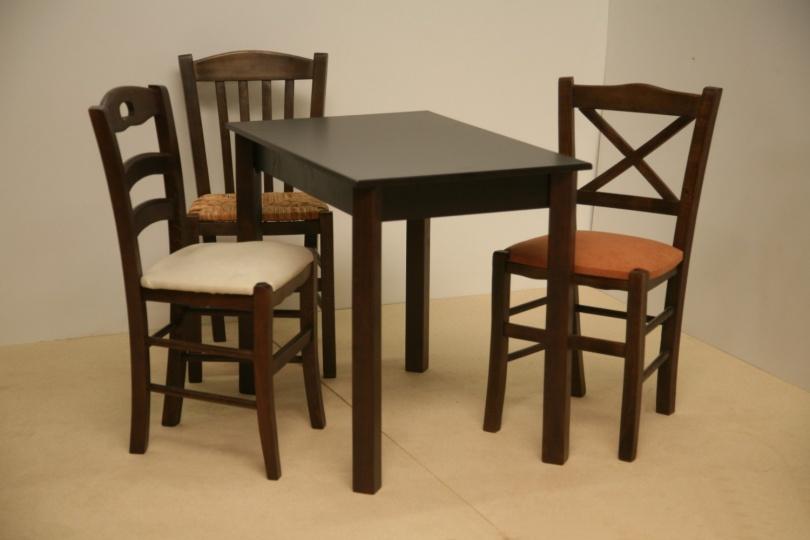 gastronomie m bel gastronomie st hle tische barst hle tisch 60x80 wenge. Black Bedroom Furniture Sets. Home Design Ideas