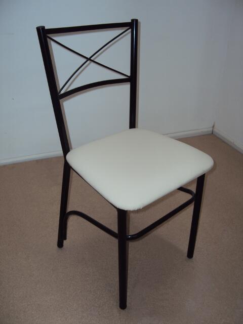 metallischen st hle tische gastronomie m bel zampoukas seats industry. Black Bedroom Furniture Sets. Home Design Ideas